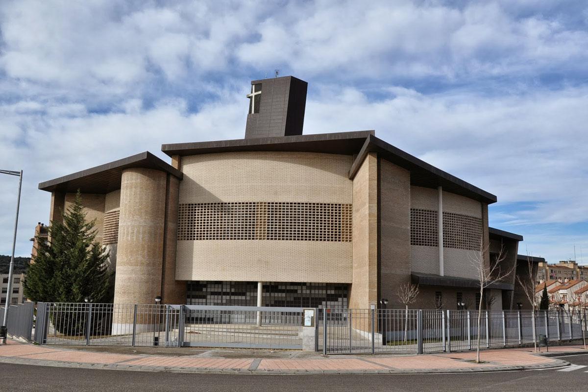 Iglesia de San Josemaría Barbastro