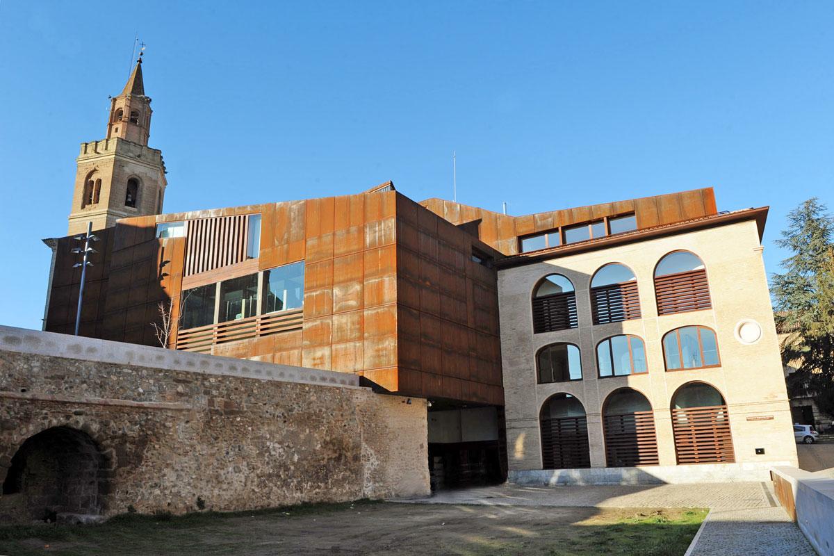 Museo Diocesano Barbastro. Palacio episcopal