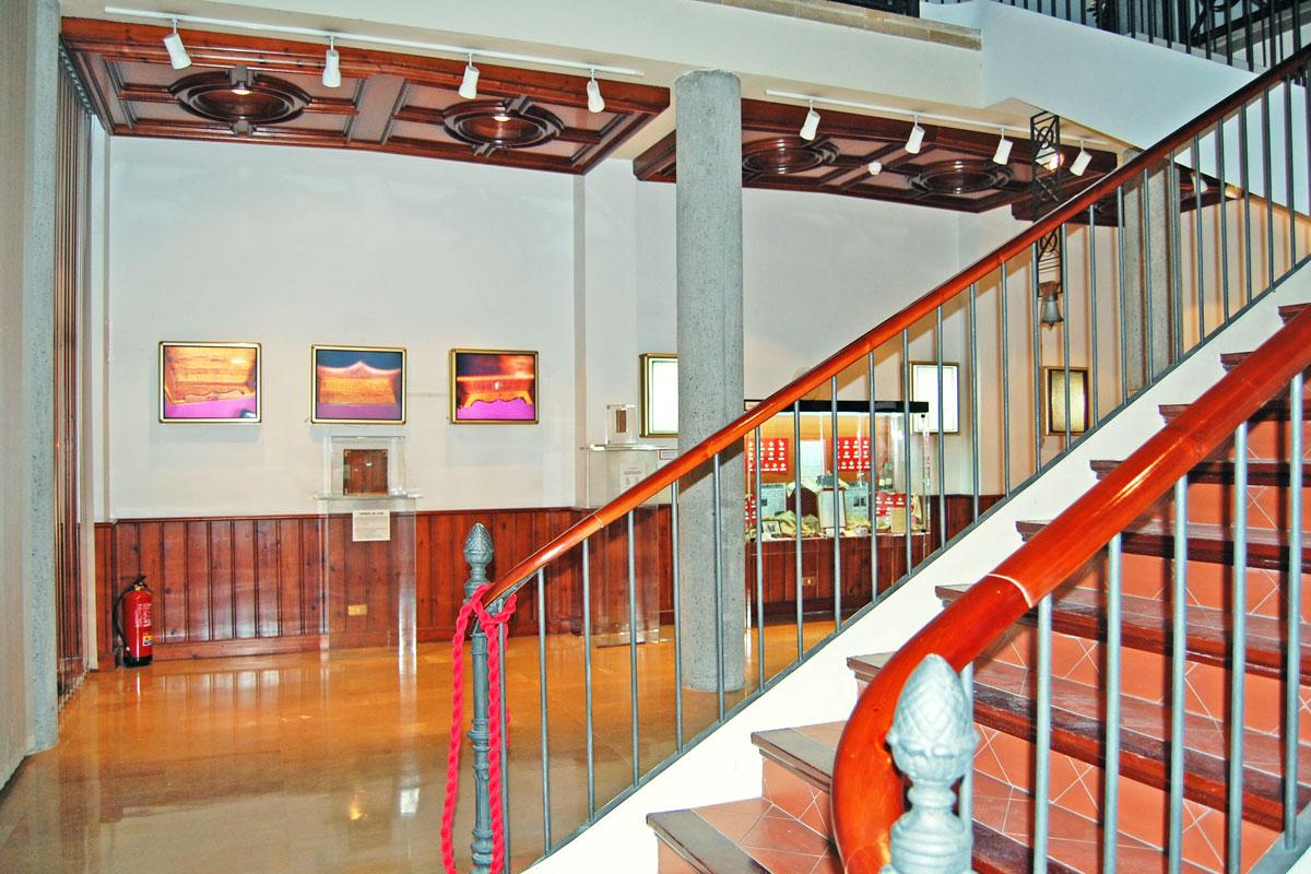 Museo de los Mártires Claretianos Barbastro. Interior