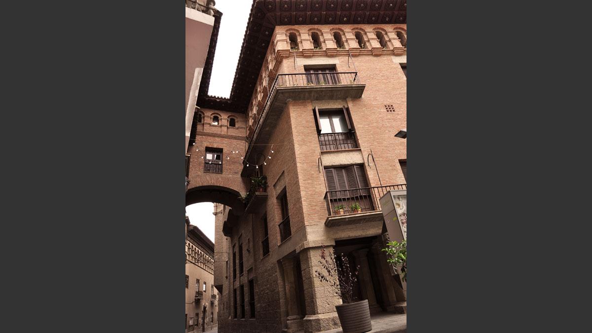 Casa natal de san Josemaría Barbastro