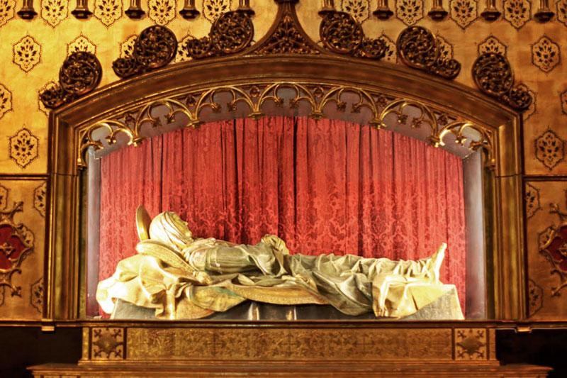 Catedral de Barbastro. Dormición de la Virgen