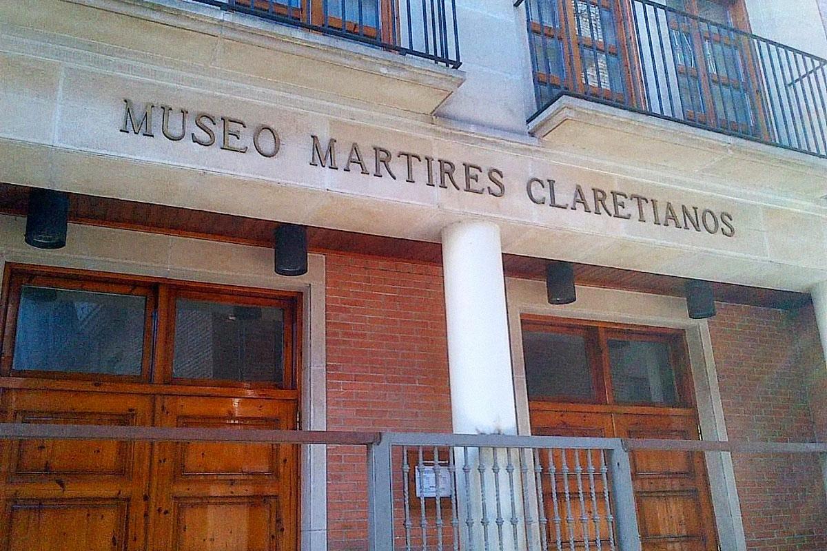 Museo de los Mártires. Exterior